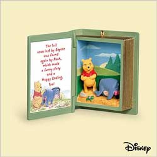 2006 Winnie The Pooh - Book #9 - Eeyore Loses Tail