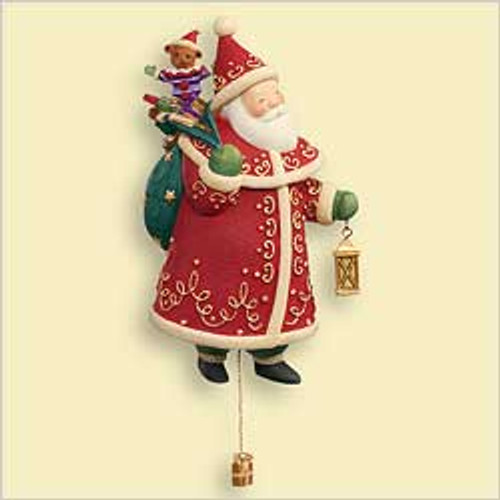2006 Yuletide Treasures #1 - Santa