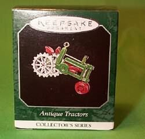 1998 Antique Tractors #2