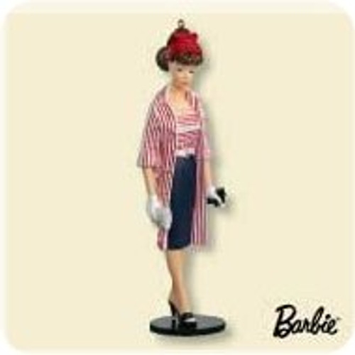2007 Barbie - Debut #14 - Roman Holiday