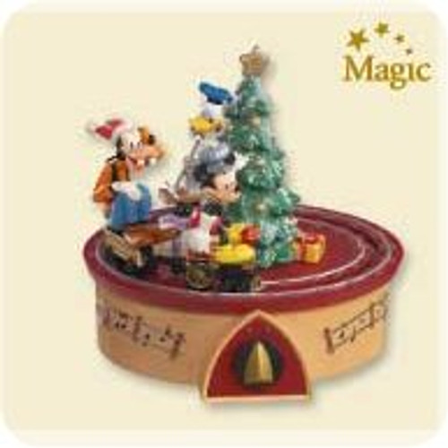 2007 Disney - Mickey's Jingle Bell Express