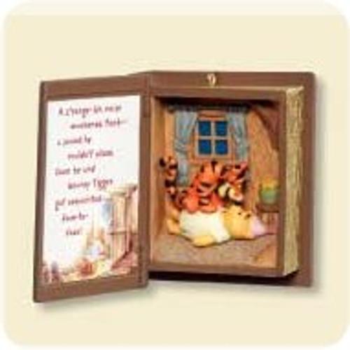 2007 Winnie The Pooh Book #10