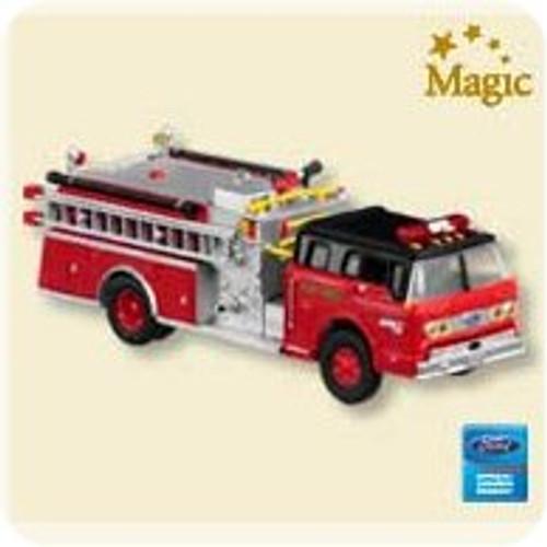 2007 Fire Brigade #5 - 1988 Ford C8000
