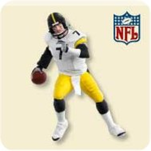 2007 Football #13 - Ben Roethlisberger
