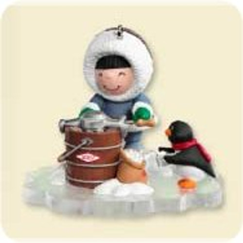 2007 Frosty Friends #28 - Ice Cream