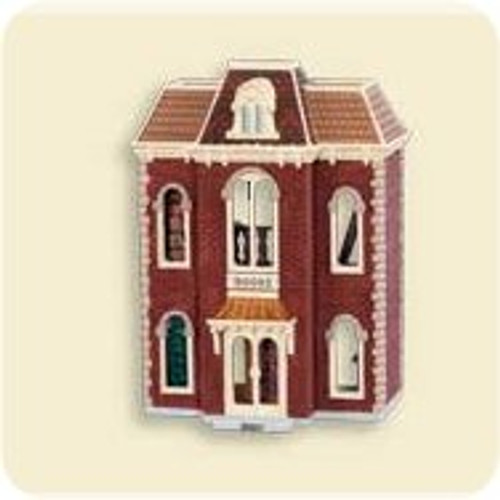 2007 Nostalgic Houses #24 - Bookstore