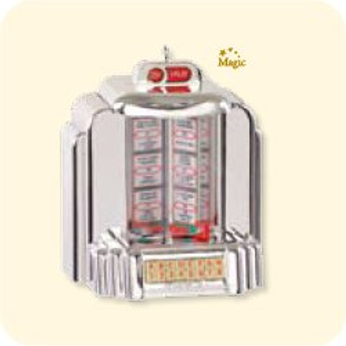2007 Santa's Jukebox