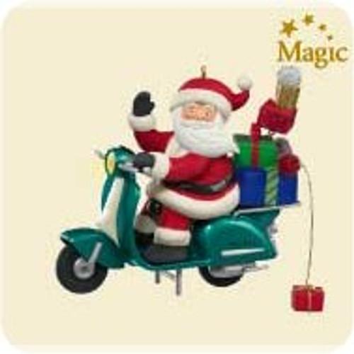 2007 Santa's Scooter