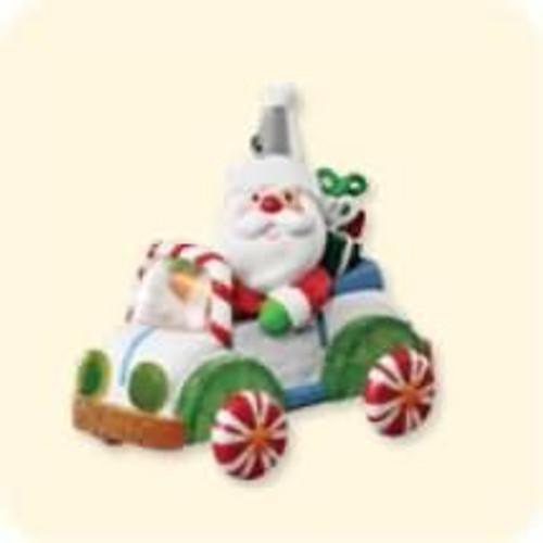 2007 Santa's Sweet Ride #1