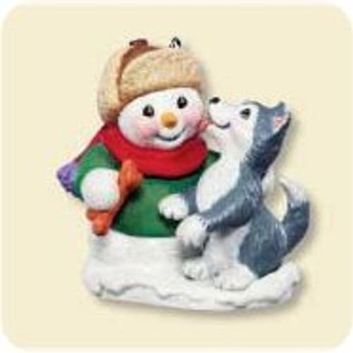 2007 Snow Buddies #10 - Husky