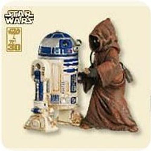 2007 Star Wars #11 - R2D2 And Jawa