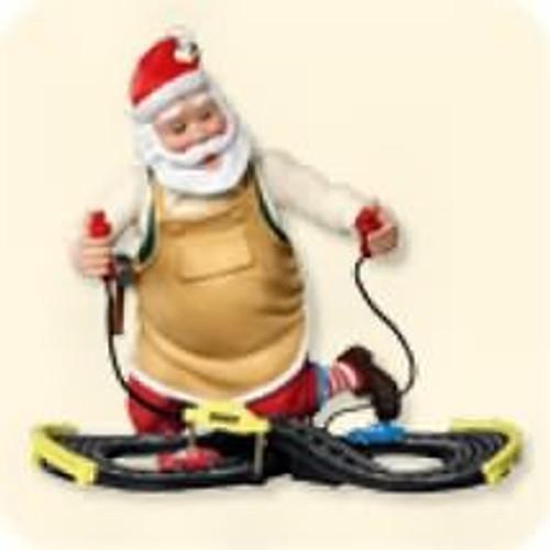 2007 Toymaker Santa #8 - Race Track