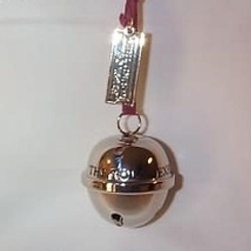 2007 Polar Express - Santa's Sleigh Bell