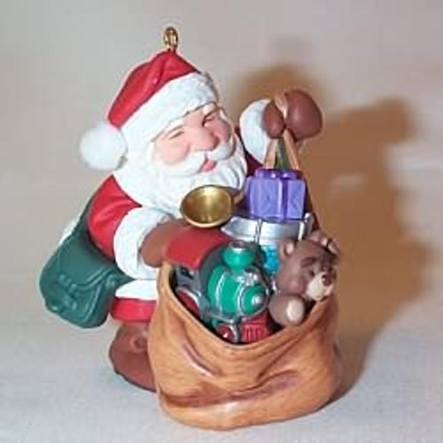 2005 Santa's Magic Sack - Colorway