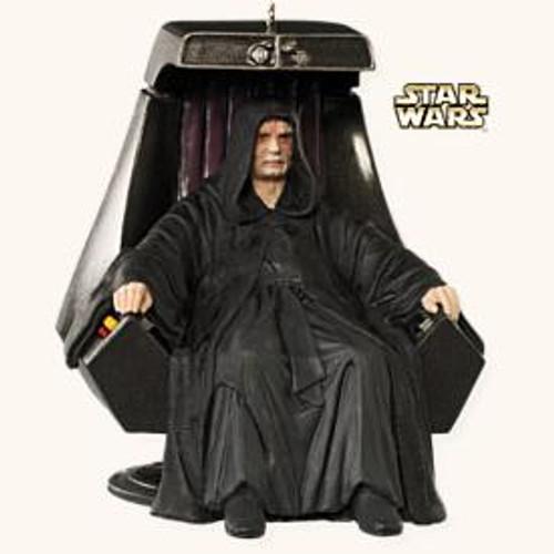 2008 Star Wars #12 - Emperor Palpatine