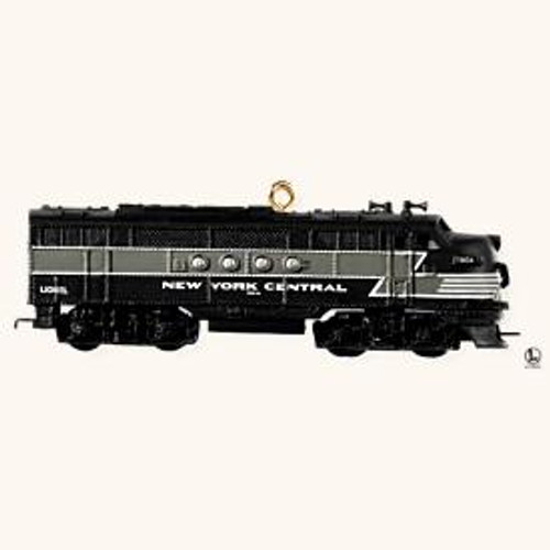 2008 Lionel #13 - NY Central Locomotive