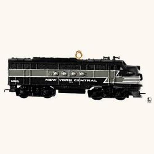 2008 Lionel #13 - NY Central Locomotive