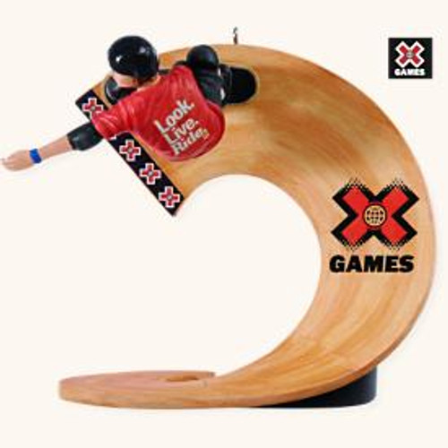 2008 It's X-Game