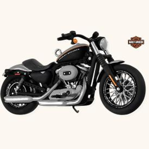 2008 Harley Davidson #10 - 2008 XL 1200N Sportster