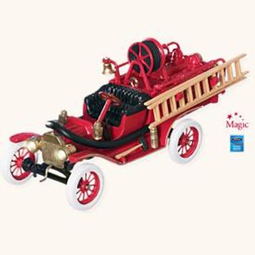 2008 Fire Brigade #6 - 1908 Ford Model T