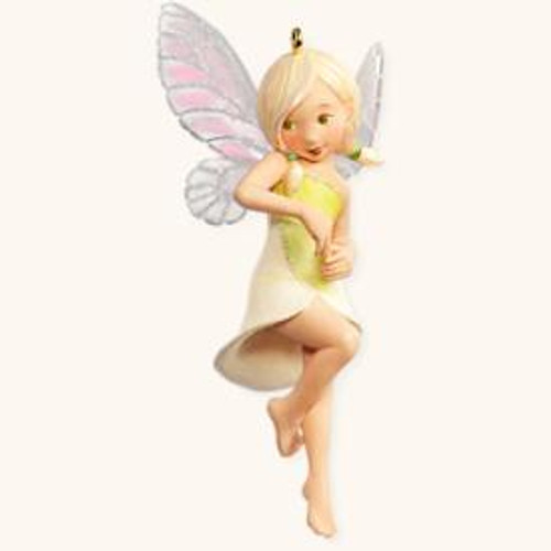 2008 Fairy Messengers #4 - Lily