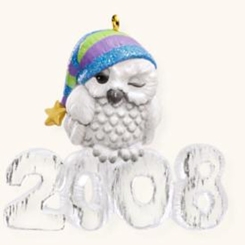 2008 Cool Decade #9 - Owl