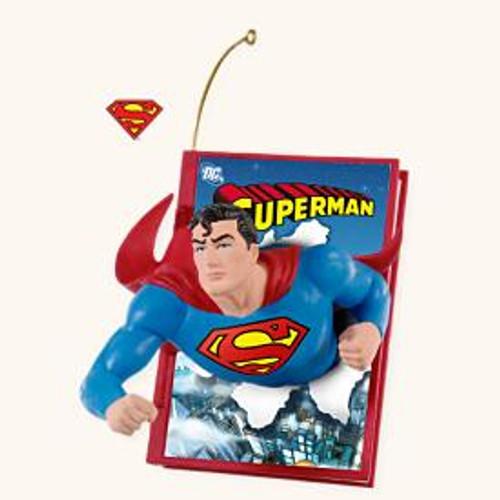 2008 Comic Book Heroes #1 - Superman
