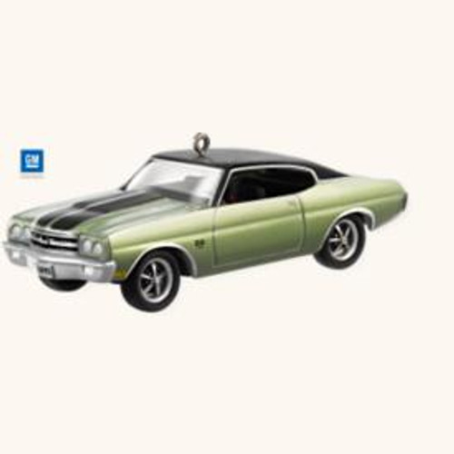 2008 Classic Cars #18 - 1970 Chevelle SS