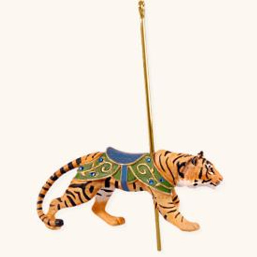 2008 Carousel Ride #5F - Wild Tiger