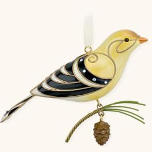 2008 Beauty Of Birds #4 - Goldfinch