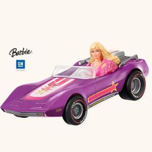 2008 Barbie Star 'Vette