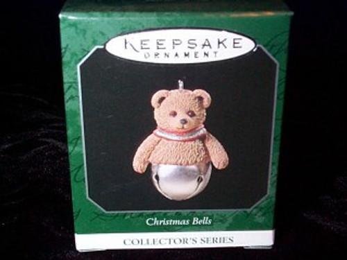 1998 Christmas Bells #4 - Bear