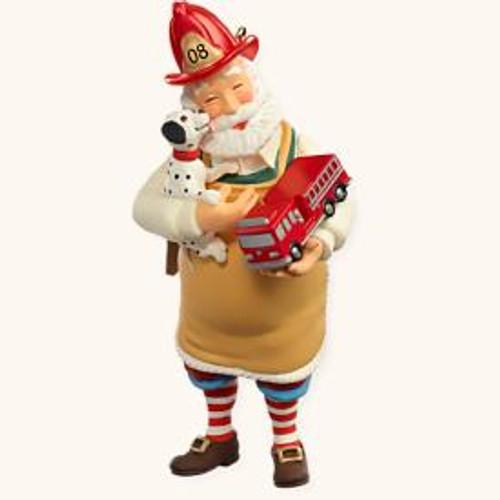 2008 Toymaker Santa #9