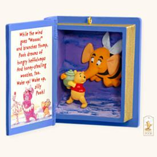 2008 Winnie The Pooh Book #11 - Heffalumps And Woozles