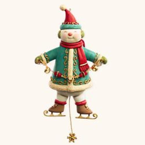 2008 Yuletide Treasures #3 - Snowman