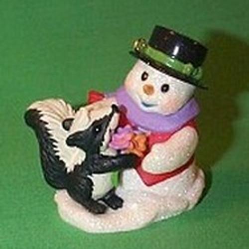 2006 Snow Buddies #9 - Skunk - Colorway
