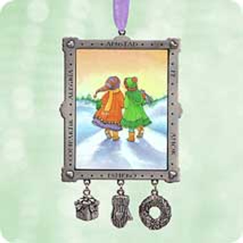 2003 Forever Friend - Spanish Hallmark ornament