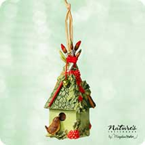 2003 Nature's Sketchbook 1 Hallmark ornament