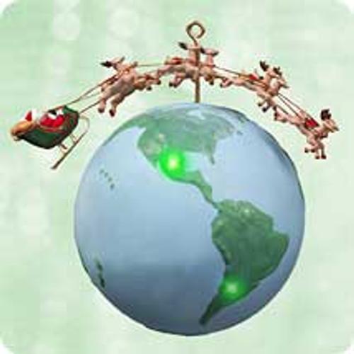 2003 Merry Christmas World Hallmark ornament