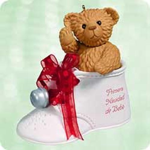 2003 Baby's 1st Christmas - Spanish Hallmark ornament
