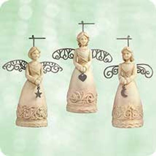 2003 Angels Of Virtue Hallmark ornament