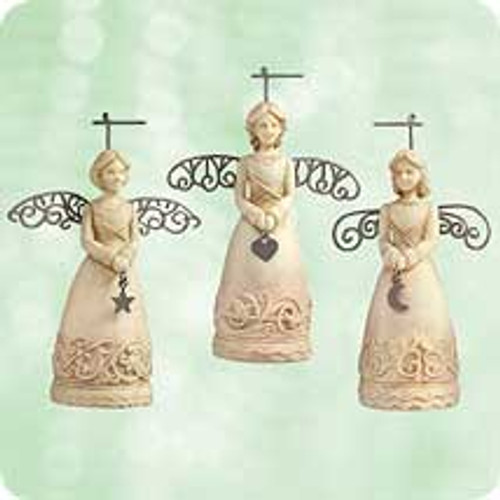 2003 Angels Of Virtue Hallmark ornament