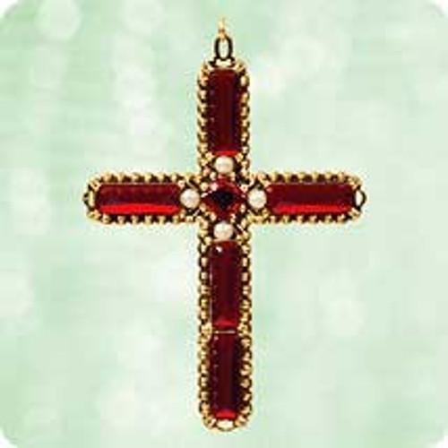 2003 Cross Of Glory Hallmark ornament