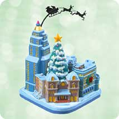 2003 Christmastime In The City Hallmark ornament