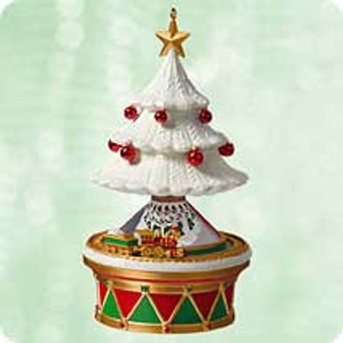 2003 Christmas Tree Dreams Hallmark ornament