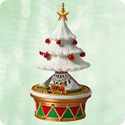 2003 Christmas Tree Dreams Hallmark ornament