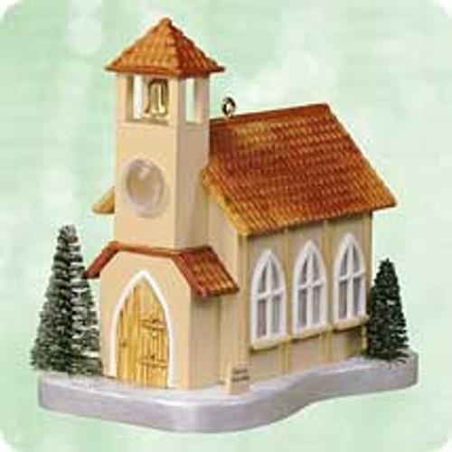 2003 The Church Choir Hallmark ornament