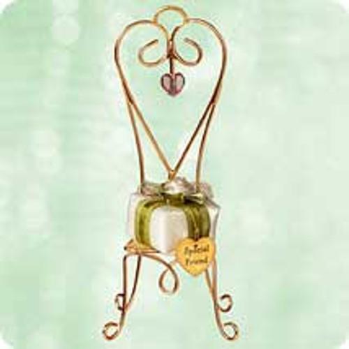 2003 Special Friends Hallmark ornament