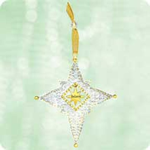 2003 Star Of Belief - Club Hallmark ornament
