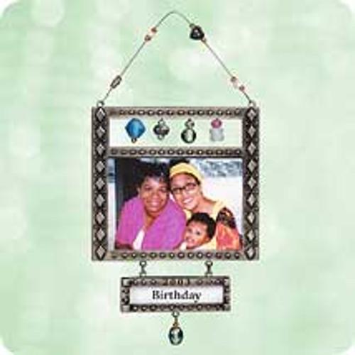 2003 Special Events - Photo Hallmark ornament